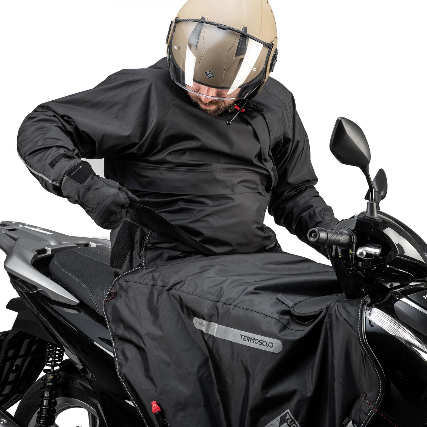 Veste Pluie Mi-Longue scooter-moto Tucano Urbano Tucanorak