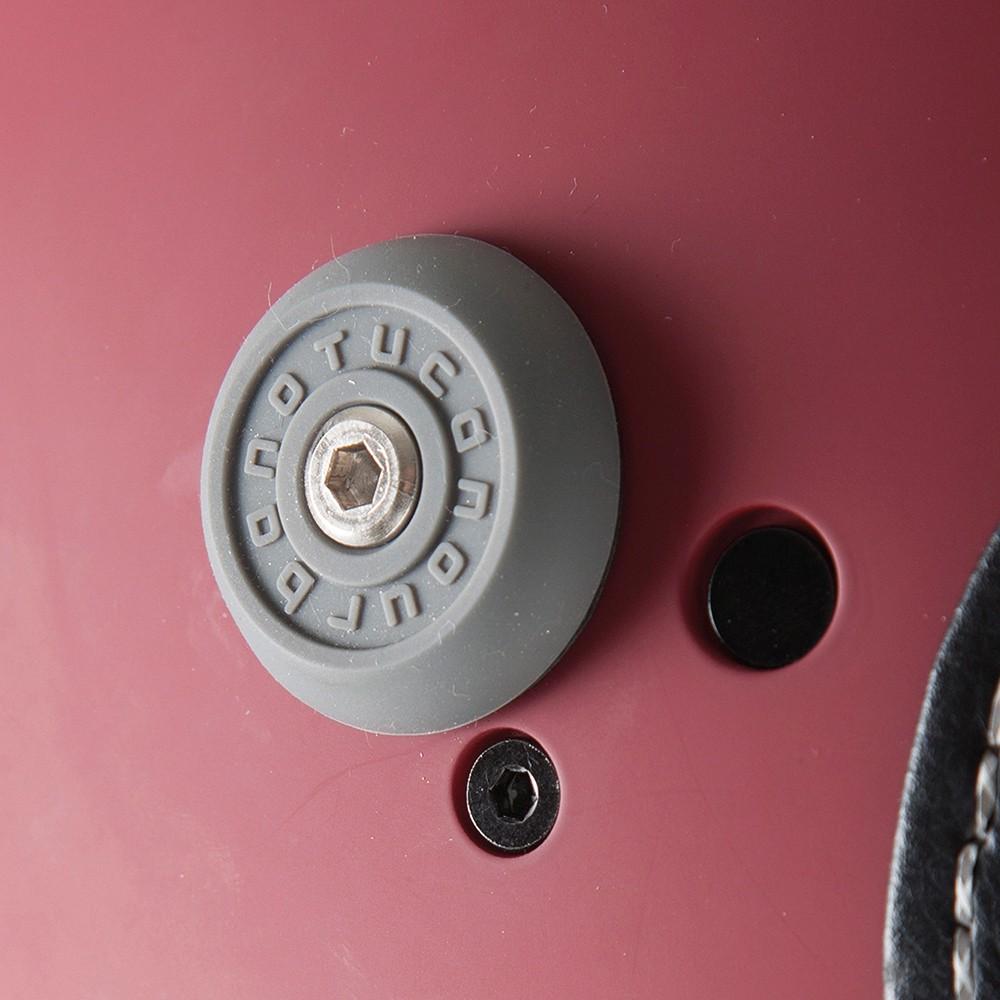 Kit 1 cover  + 1 vis + 1 disque de friction