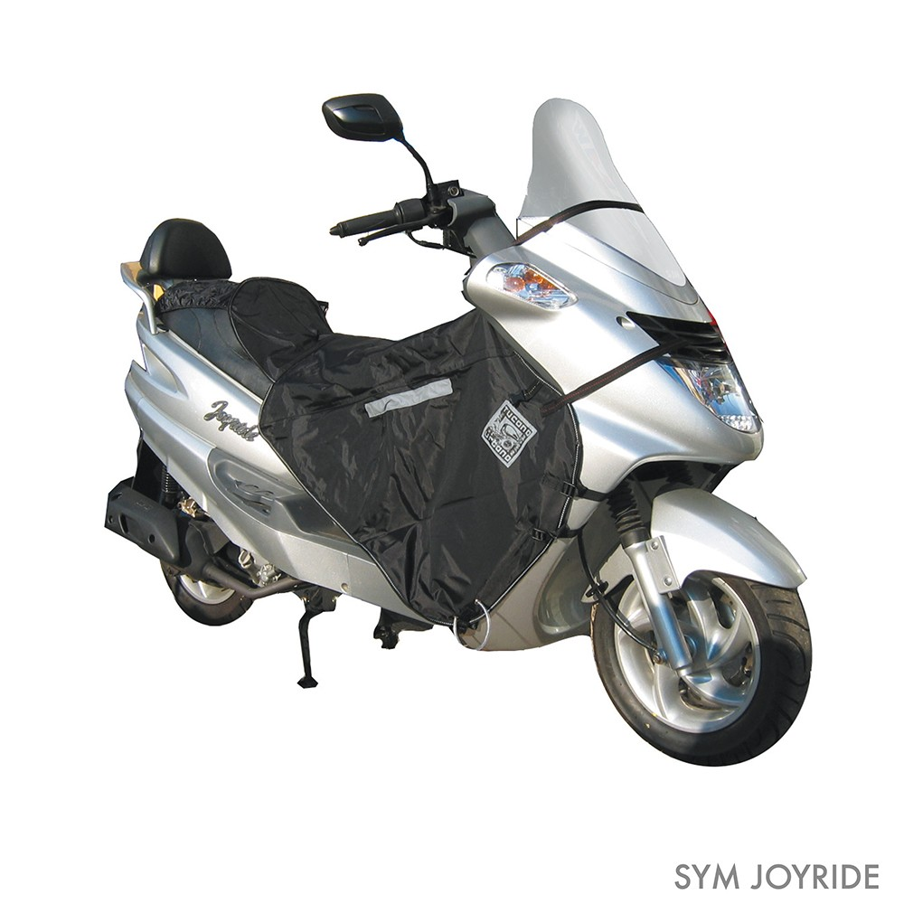Tablier scooter Tucano Urbano Termoscud® R031X Sym Joyride, Peugeot Elystar & Elyseo