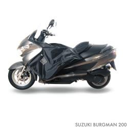 Tablier scooter Tucano Urbano Termoscud® R063X Suzuki Burgman 125/200 2007 2013
