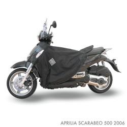 Tablier scooter Tucano Urbano Termoscud® R156X  Aprilia Scarabeo 250/300/400/500 >2006