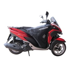 Tablier scooter Tucano Urbano Termoscud® R172X Yamaha Tricity & MBK Tryptik 125